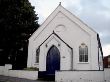Kingsmead Baptist Church Building